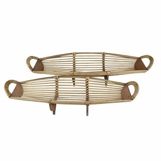 Bamboo Boat Tray