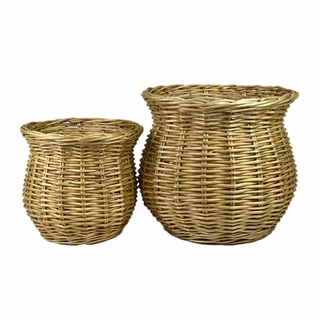Natural Willow Baskets