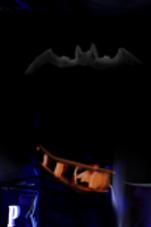 """""""Gotham's Guardian"""" METAL Bookmark"""