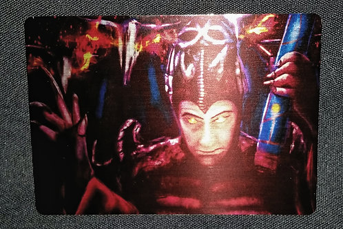 """""""Evil"""" METAL collectible card #41"""