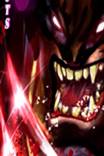 """""""Berserker Rage"""" METAL Bookmark"""