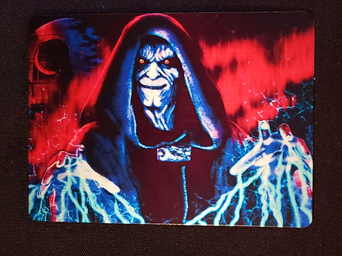 """""""Now Young Skywalker...You Will Die!"""" METAL Collectible Card #91"""