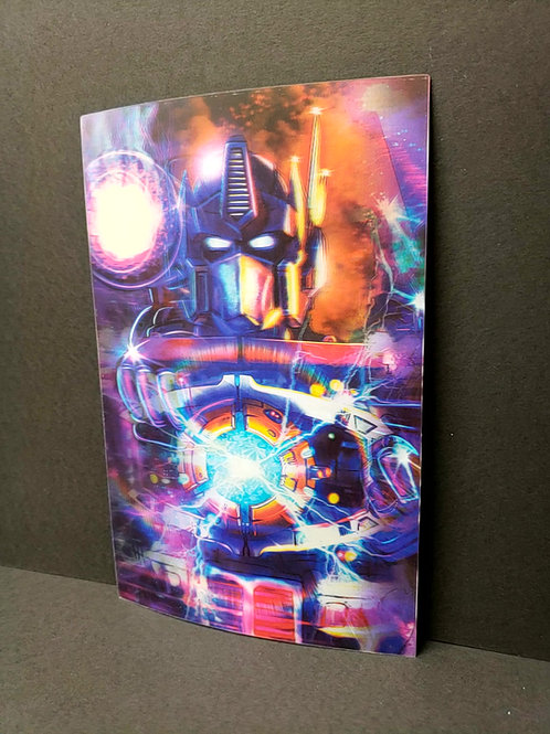 """""""Robots In Disguise"""" MUTATIONS Lenticular Print"""