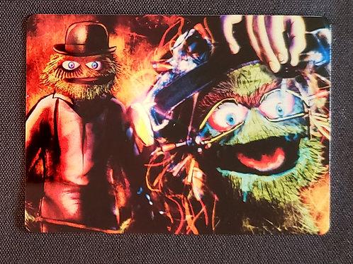 """""""A Clockwork Oscar"""" METAL Collectible Card #103"""