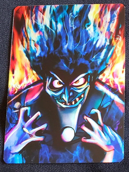 """It's A Small Underworld After All"" METAL Collectible Card #79"