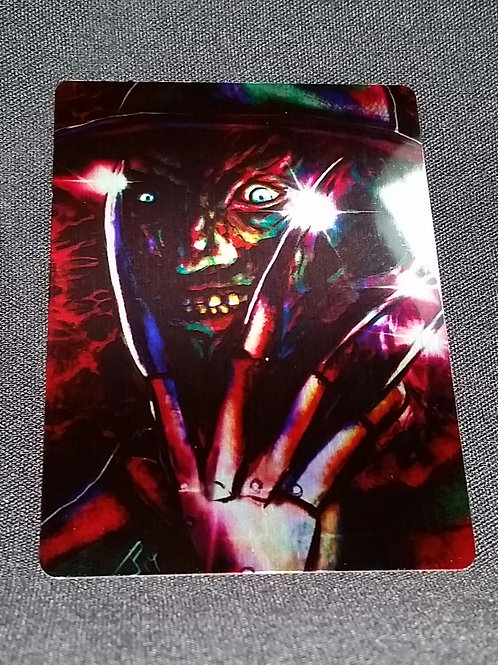 """""""One, Two, Freddy's..."""" METAL Collectible Card #68"""