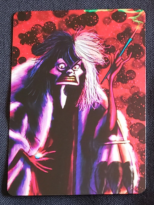 """I Live For Fur"" METAL Collectible Card #77"