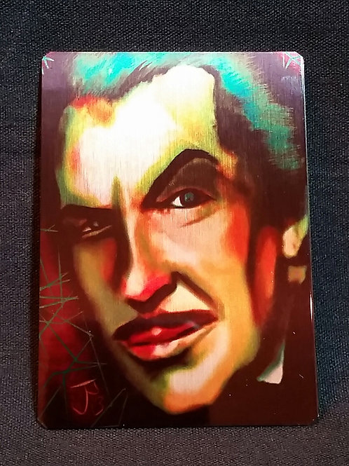 """""""Vincent"""" METAL Collectible Card #74"""