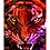 """Thumbnail: """"Tiger Eyes"""" Art Print"""