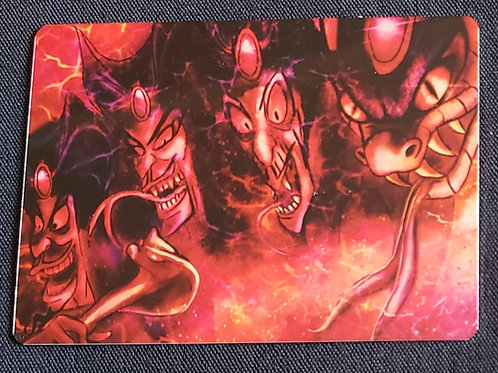 """""""Now You'll See..."""" METAL Collectible Card #81"""