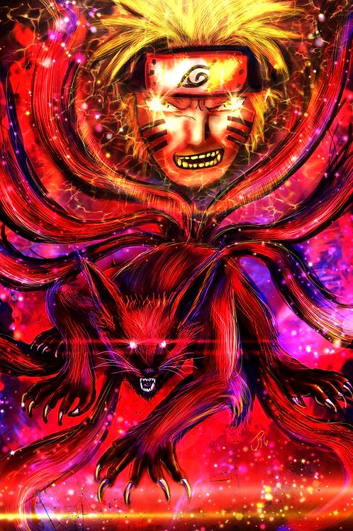 """I'm a Living Mass of Malevolence"" Art Print"
