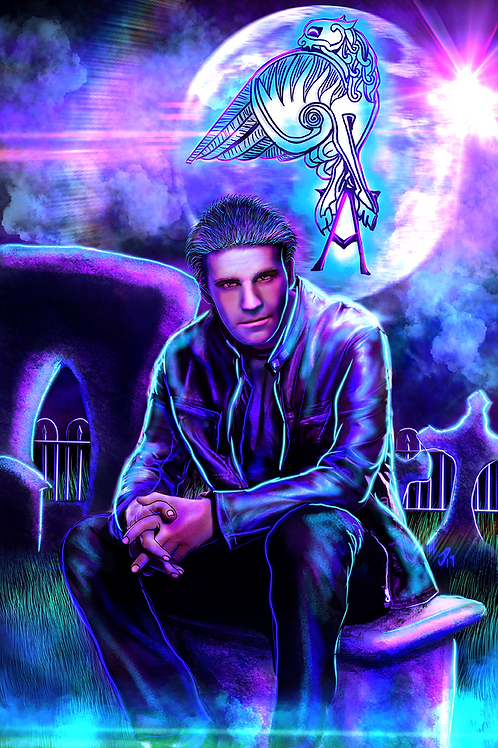 """""""I Haven't Been Evil For A Long Time"""" Art Print"""