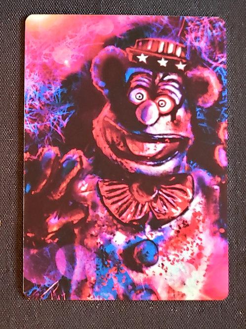 """House Of 1000 Wakkas"" METAL Collectible Card #97"