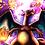 """Thumbnail: """"Flame Burst"""" Art Print"""