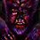 "Thumbnail: ""The Wolfman"" Art Print"