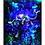 "Thumbnail: ""Aqua Ring"" Art Print"