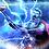 "Thumbnail: ""Bring The Lightning"" Art Print"