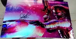 Sebastian Stan Autograph