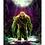 "Thumbnail: ""The Swamp Welcomes Visitors..."" Art Print"