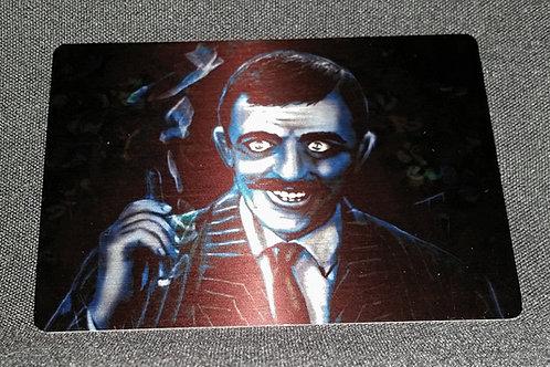 """""""Cara Mia"""" METAL collectible card #44"""