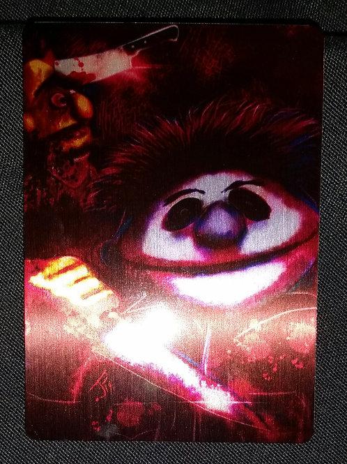 """Hey Bert..."" METAL collectible card #29"