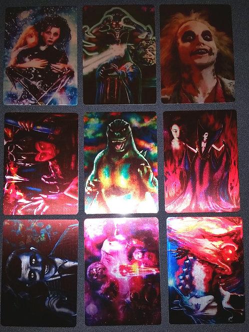"""""""Nostalgia"""" METAL Card Set"""