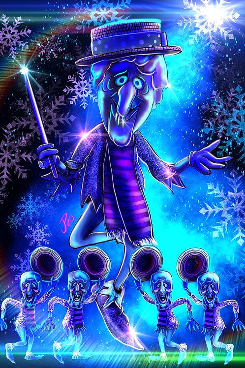 """""""I'm Mister White Christmas"""" Art Print"""