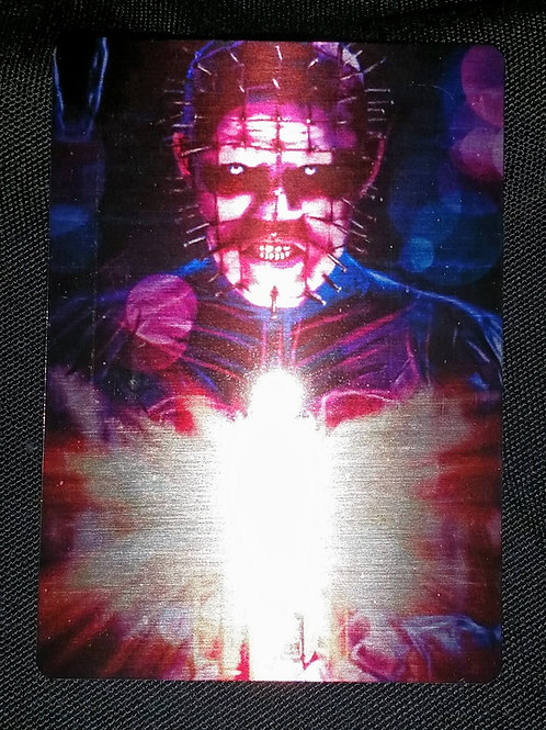 """""""Pain has a face..."""" METAL collectible card #13"""
