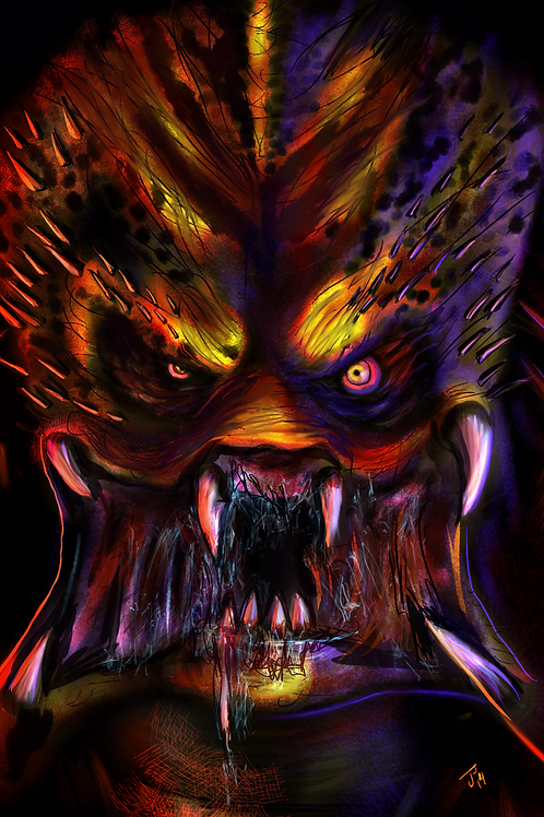 """""""One Ugly Mother""""  Art Print"""