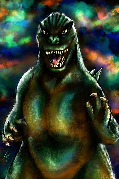 """The Roar"" Art Print"
