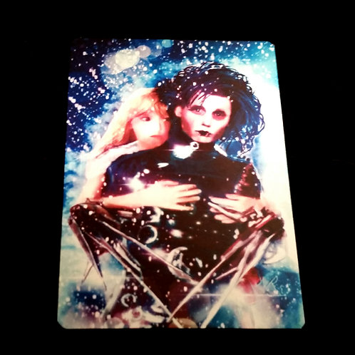 """Hold Me"" METAL collectible card #38"