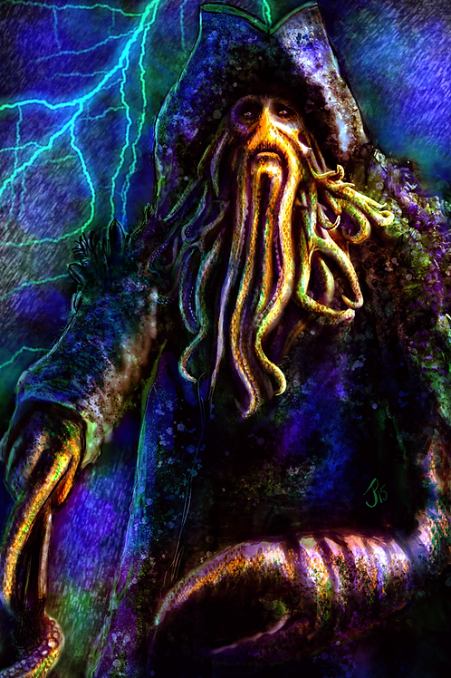 """I Am The Sea"" Art Print"