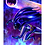 "Thumbnail: ""I Am the Darkness, I Am The Night"" Art Print"