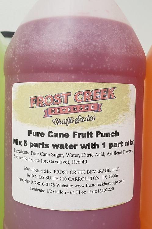 Fruit Punch 5+1 6 1/2 Gallon
