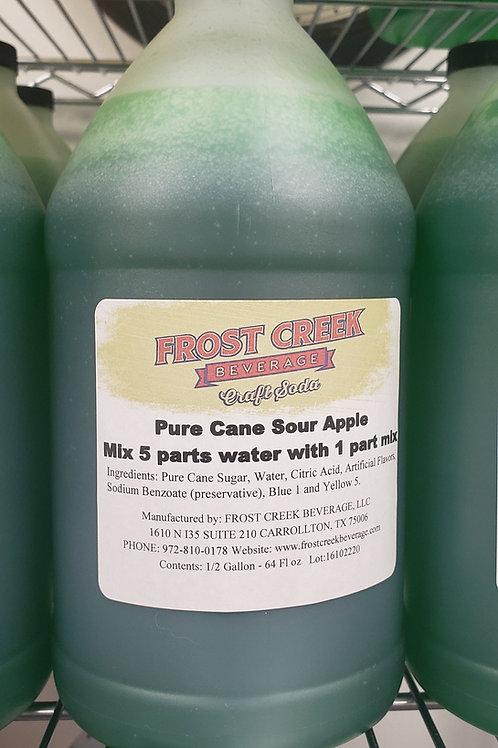 Sour Green Apple 5+1 6 1/2 gallon