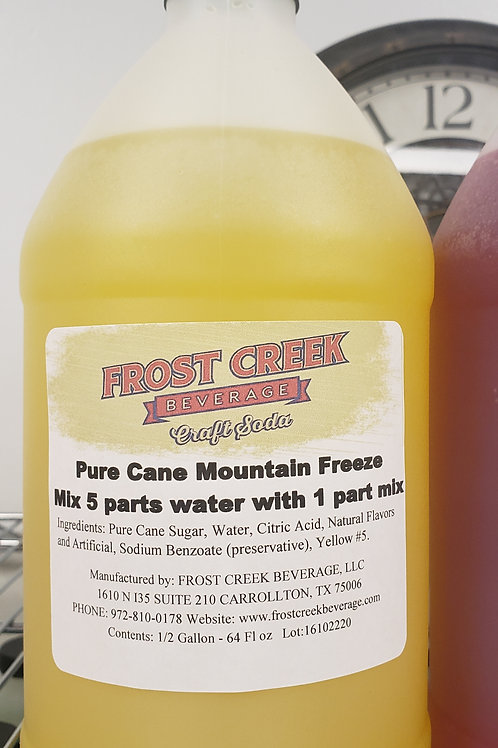 Mountain Freeze 5+1 6 1/2 Gallon