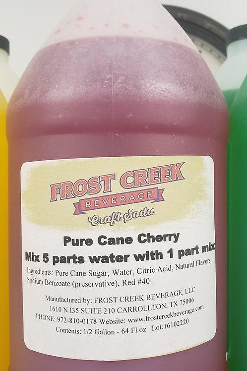 Cherry Concentrate 5+1 6 1/2 gallon