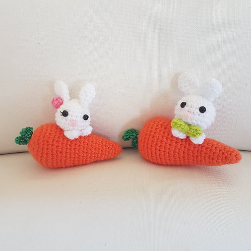 Conejos con Zanahoria