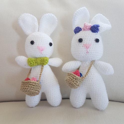 Conejos con Canasta