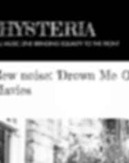 Dolly Mavies Hysteria Magazine