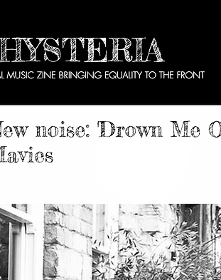 Dolly Mavies Hysteria Magazine