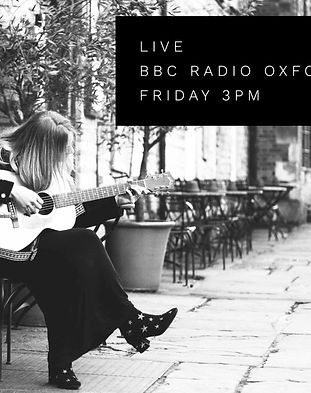 Dolly Mavies Live BBC Radio Oxford