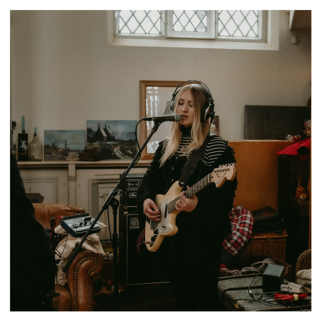 Dolly Mavies at Chapel Studios