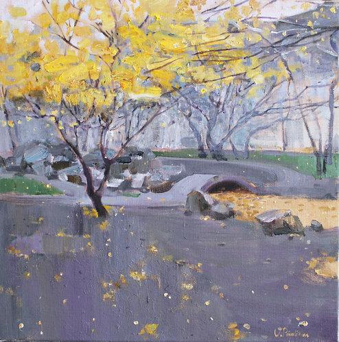 Autumn by VALERIA PRIVALIKHINA
