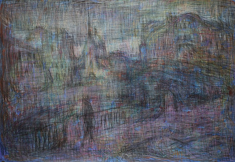 Into the White Night by VARVARA VYBOROVA