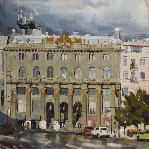Film House by ILYA ZORKIN