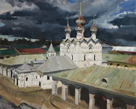 Before the Thunderstorm by ILYA ZORKIN