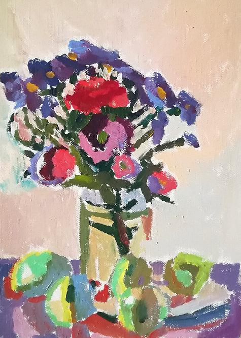 Flower Vase by NIKOL KLAMPERT