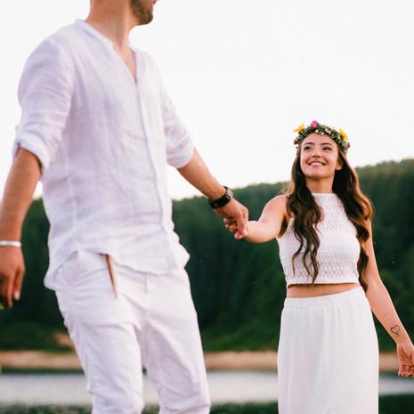 White Wedding in Sila - Jessica e Giuseppe