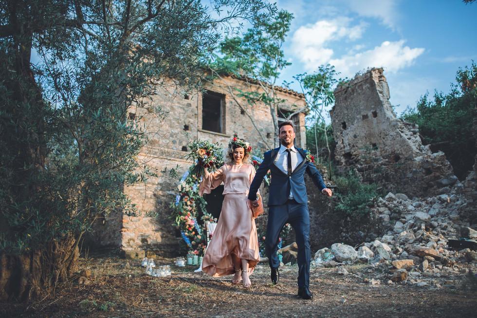 Wedding Inspiration at Tenuta delle Grazie